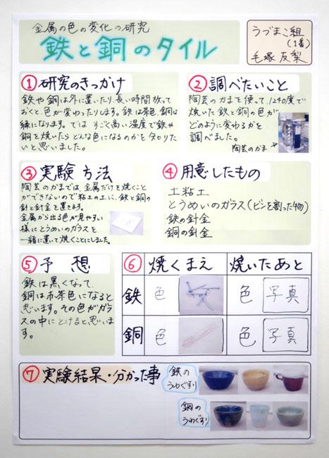 » 陶芸で夏休み宿題&自由研究 うづまこ陶芸教室