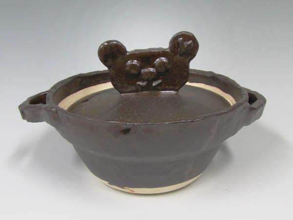 手作り土鍋,動物