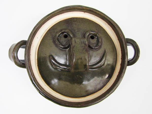 オリジナル手作り土鍋,動物
