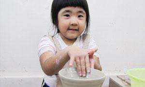 創造性の高まる子供陶芸体験