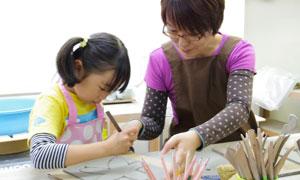 お休みのお出掛けに、家族サービスに親子で陶芸体験