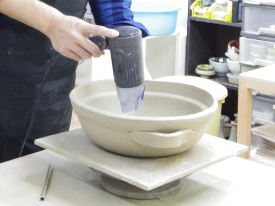 手作り土鍋作り7