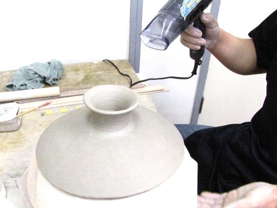 手作り土鍋作り6
